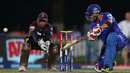 Owais Shah plays one square, Kolkata Knight Riders v Rajasthan Royals, IPL,Kolkata, May 3, 2013