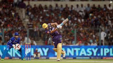 Manvinder Bisla hits one for six