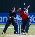 Graham Napier made 50 in just 29 balls, Essex v Hampshire, YB40 Group B, Chelmsford, May 3, 2012
