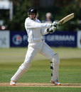 Martin Guptill made 25 against his former team-mates, Derbyshire v New Zealanders, Tour Match, 1st day, Derby, May 4, 2013