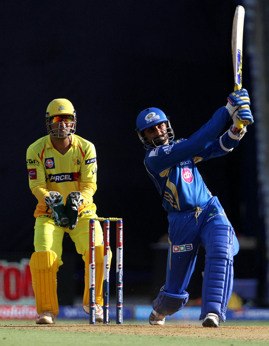 Chennai Super Kings vs Mumbai Indians Cricket IPL 2013 Full Scorecard, CSK vs MI Cricket Scores IPL 6