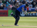 Luke Well made just 5, Sussex v Worcestershire, Yorkshire Bank 40, Group A, Hove, May 5, 2013