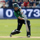 Neil Pinner made 9 before falling to James Anyon, Sussex v Worcestershire, Yorkshire Bank 40, Group A, Hove, May 5, 2013