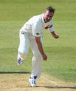 Mark Gillespie went wicketless in 12 second-innings overs, Derbyshire v New Zealanders, Tour Match, Derby, 3rd day, May, 6, 2013