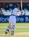 Dan Redfern provided some resistance with a half-century, Derbyshire v New Zealanders, Tour Match, Derby, 3rd day, May, 6, 2013