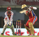 Cheteshwar Pujara played his first IPL match of the season, Kings XI Punjab v Royal Challengers Bangalore, IPL, Mohali, May 6, 2013