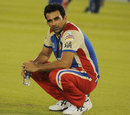 Zaheer Khan is still not at full fitness, Kings XI Punjab v Royal Challengers Bangalore, IPL, Mohali, May 6, 2013