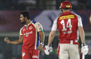 Ravi Rampaul dismissed Shaun Marsh for 6, Kings XI Punjab v Royal Challengers Bangalore, IPL 2013, Mohali, May 6, 2013