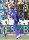 Shaun Tait got his third game of the season, Rajasthan Royals v Delhi Daredevils, IPL, Jaipur, May 7, 2013