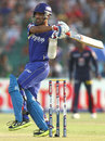 Ajinkya Rahane was Man-of-the-Match for the second consecutive match, Rajasthan Royals v Delhi Daredevils, IPL, Jaipur, May 7, 2013