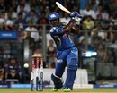 Dwayne Smith scored only 47 off 53 balls, Mumbai Indians v Kolkata Knight Riders, IPL, Mumbai, May 7, 2013