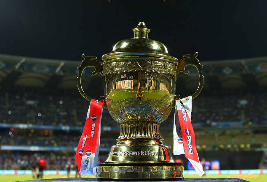 Image result for ipl trophy