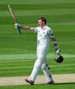 Sam Robson made his second consecutive century, Warwickshire v Middlesex, County Championship, Division One, Edgbaston, 1st day, May 8, 2013