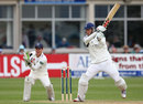 Danny Briggs helped Hampshire recover from 97 for 8, Gloucestershire v Hampshire, County Championship, Division Two, Bristol, 1st day, May 8, 2013