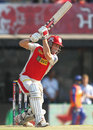 Shaun Marsh plays an off drive, Kings XI Punjab v Rajasthan Royals, IPL, Mohali, May 9, 2013
