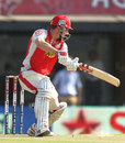 Shaun Marsh plays one square, Kings XI Punjab v Rajasthan Royals, IPL, Mohali, May 9, 2013