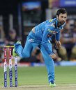 Parvez Rasool made his IPL debut