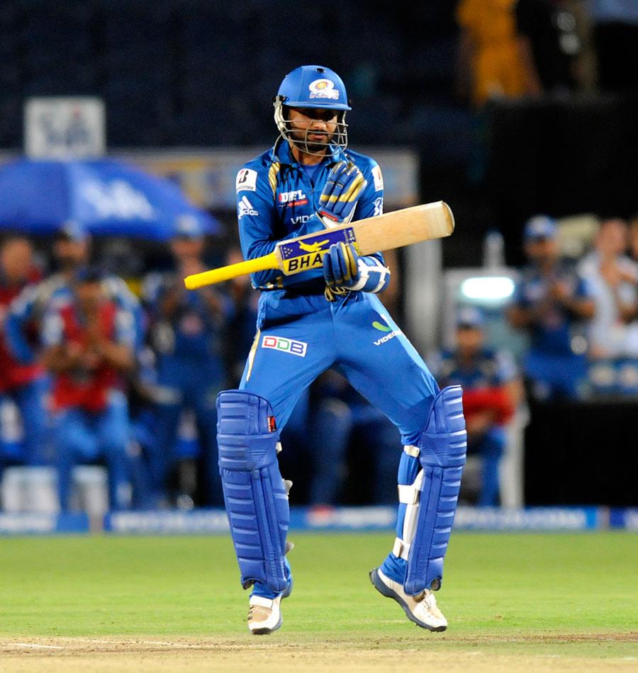 Mumbai Indians vs Pune Warriors Cricket IPL 2013 Full Scorecard, MI vs PW Cricket Scores IPL 6