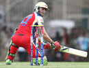 AB de Villiers plays a reverse sweep