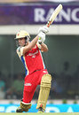Moises Henriques hits to the off side, Kolkata Knight Riders v Royal Challengers Bangalore, IPL, Ranchi, May 12, 2013