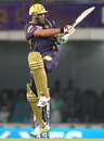 Jacques Kallis pulls to the leg side, Kolkata Knight Riders v Royal Challengers Bangalore, IPL, Ranchi, May 12, 2013