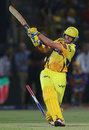 Michael Hussey was bowled by Stuart Binny for 40, Rajasthan Royals v Chennai Super Kings, IPL 2013, Jaipur, May 12, 2013