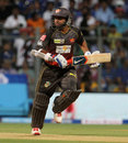 Parthiv Patel sets off for  a run, Mumbai Indians v Sunrisers Hyderabad, IPL 2013, Mumbai, May 13, 2013