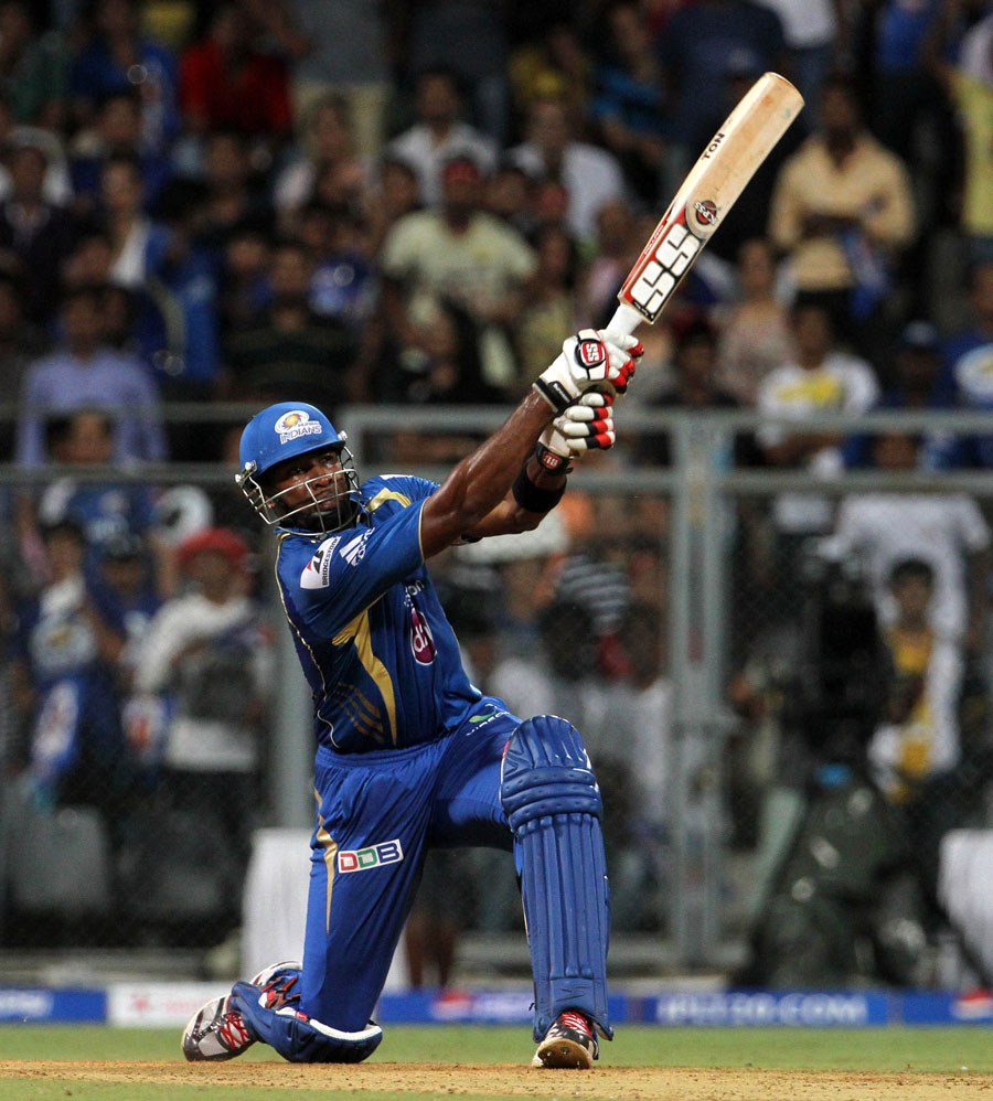 Mumbai Indians vs Sunrisers Hyderabad Cricket IPL 2013 Full Scorecard, MI vs SH Cricket Scores IPL 6