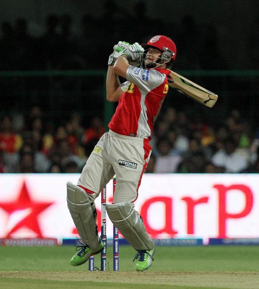 Royal Challengers Bangalore vs Kings XI Punjab Cricket IPL 2013 Full Scorecard, RCB vs KXIP Cricket Scores IPL 6