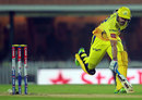M Vijay was short of his ground and was run-out for 31, Chennai Super Kings v Delhi Daredevils, IPL 2013, Chennai, May 14, 2013