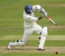 Adil Rashid ended day two unbeaten on 68, Warwickshire v Yorkshire, County Championship, Division One, Edgbaston, 2nd day, May, 16, 2013