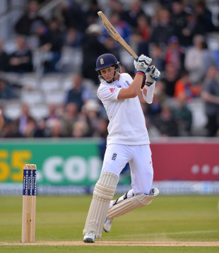 Joe Root's innings guided England into a strong position but their fortunes swung late in the day