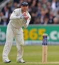 Brendon McCullum kept wickets without his pads on