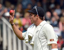 Tim Southee claimed 10 for 108 in the match, England v New Zealand, 1st Investec Test, Lord's, 4th day, May 19, 2013
