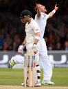 Stuart Broad's dismissal of Brendon McCullum was a major blow