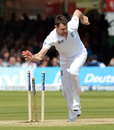 James Anderson completes the run out to claim victory, England v New Zealand, 1st Investec Test, Lord's, 4th day, May 19, 2013