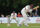 Marcus Trescothick was one of only three double-figure scores on the Somerset card