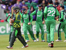 Imran Farhat was dismissed for 9, Ireland v Pakistan, 1st ODI, Dublin, May 23, 2013