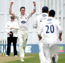 Steve Magoffin completed extraordinary match figures of 12 for 31, Sussex v Somerset, County Championship, Division One, Horsham, 2nd day, May 23, 2013