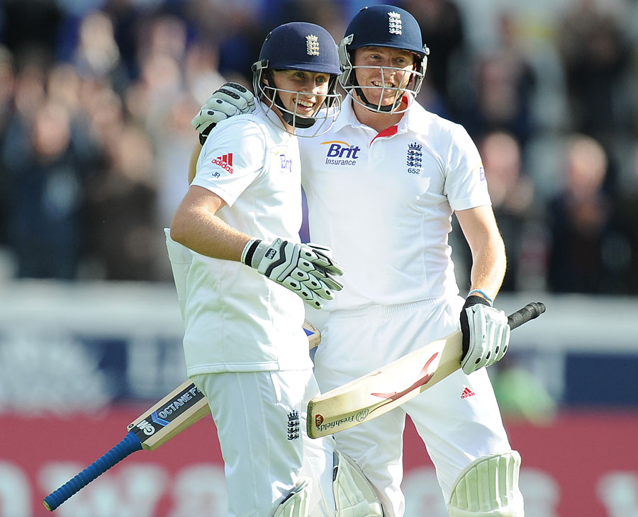 158515 - Root lights up homeground with maiden ton