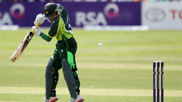 Imran Farhat edges it to Kevin O'Brien at second slip