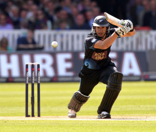 Ross Taylor steadied the ship for New Zealand, England v New Zealand, 1st ODI, Lord's, May 31, 2013