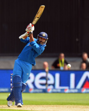 Shikhar Dhawan smacked 114 off 94 balls, India v South Africa, Champions Trophy, Group B, Cardiff, June 6, 2013