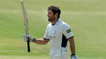 Neil McKenzie made a hundred in his first appearance of the season