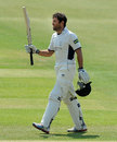 Neil McKenzie made a hundred in his first appearance of the season, Hampshire v Kent, County Championship, Division One, Ageas Bowl, 2nd day, June 6, 2013