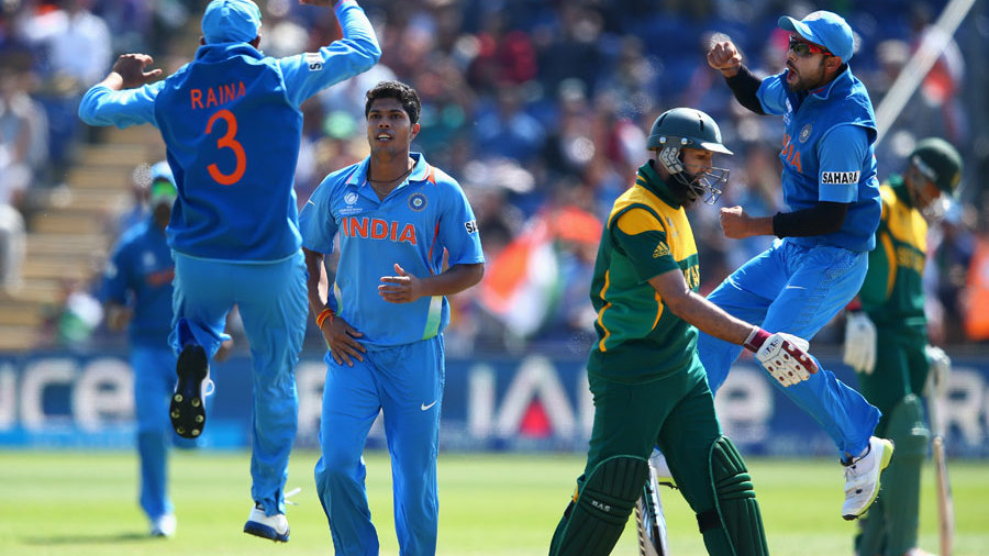 INDIA vs South Africa Champions Trophy
