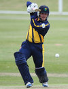 Will Bragg made 32 at the top of the order, Unicorns v Glamorgan, Yorkshire Bank 40, Group C, Southend, June, 9, 2013