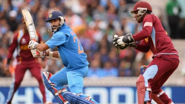 India vs West Indies Highlights Champions Trophy 6th Match at The Oval, Jun 11, 2013