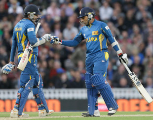 Two for the road: Another shot at the final for the twin towers of Sri Lankan cricket