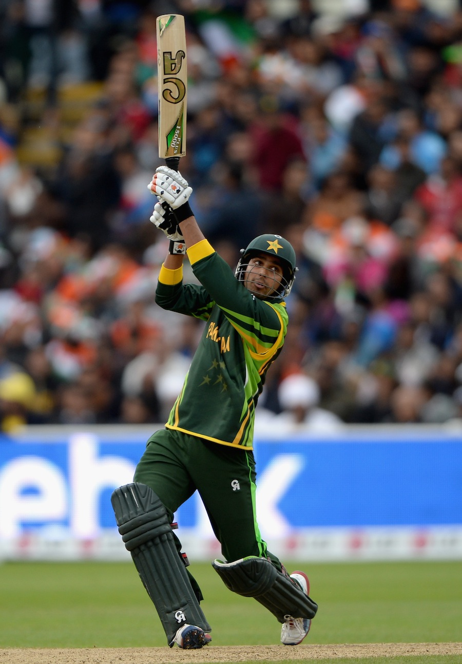 Image result for umar amin cricinfo